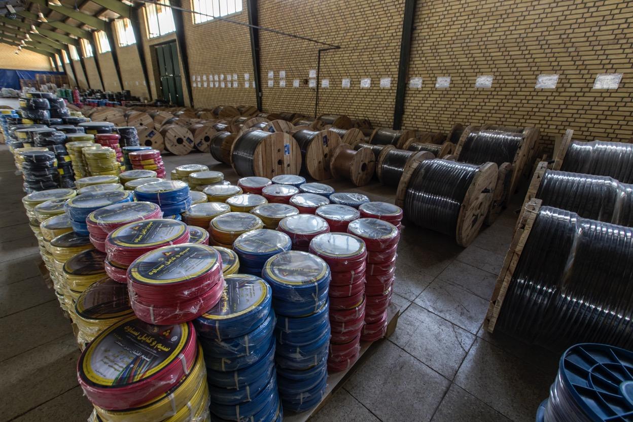 کاربرد انواع سیم و کابل