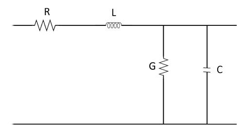 مدار معادل خط انتقال
